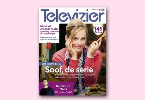 Televizier-soof